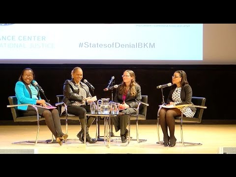 Panel Discussion: Women in Jamaican Prison: Local and Global Implications
