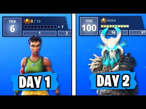 *NEW* UNLOCK SEASON 5 TIER 100 FAST! (Fortnite: Season 5 Battle Pass)