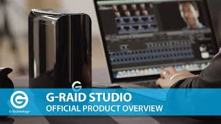 G-RAID Studio | Official Product Overview