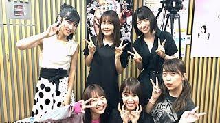 AKB48の木崎ゆりあ、加藤玲奈、村山彩希、小嶋真子、谷口めぐ、湯本亜美...