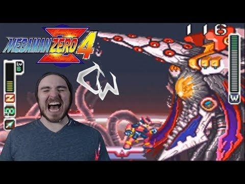 [Music] Mega Man Zero 4 - FALLING DOWN (Metal Vocal Cover) | CtW