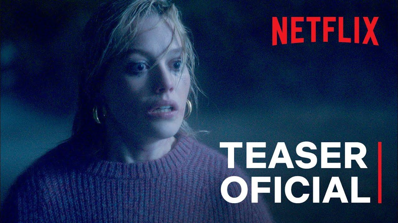A Maldição da Mansão Bly | Trailer teaser | Netflix