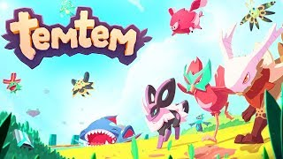 Temtem - Gameplay Overview & Early Access Announcement Trailer