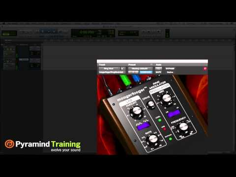 Pro Tools | Using Ring Modulation in Moogerfooger to Create Unique Vocal FX | Pyramind