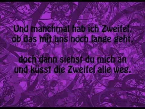 Matthias Reim - Du bleibst mit Lyrics