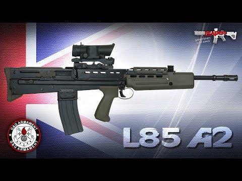 [Review] G&G L85 A2 ETU + Mosfet S-AEG, inkl. SUSAT - 6mm Airsoft/Softair (German/DE)