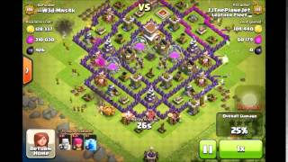 Clash of Clans: How to Barch with GamingWithJacob