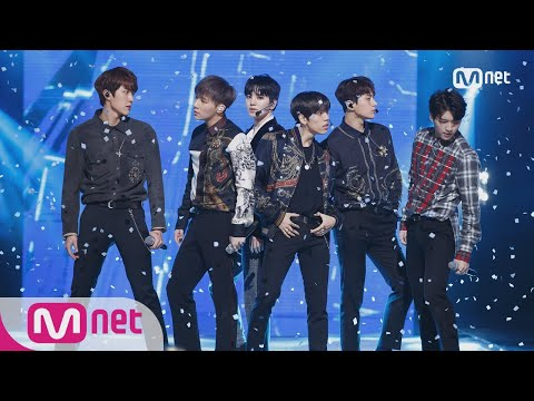 INFINITE  Tell Me KPOP TV Show  M COUNTDOWN 180118 EP554