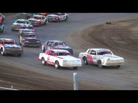 IMCA Hobby Stock feature Independence Motor Speedway 6/3/17