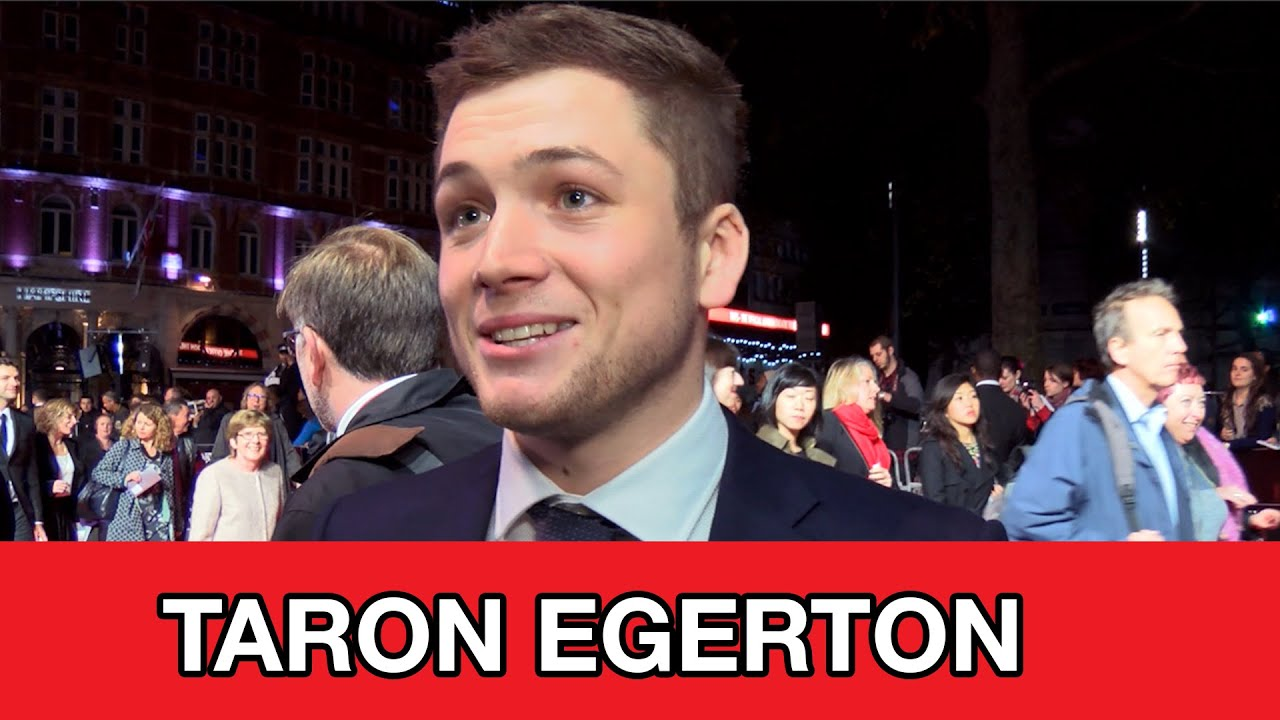 Kingsman The Secret Service Interview Taron Egerton: Kingsman The Secret Service, Testament Of Youth & Legend