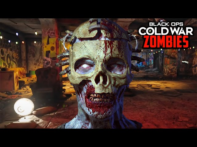 THE LAST BLACK OPS COLD WAR ZOMBIES TEASER...