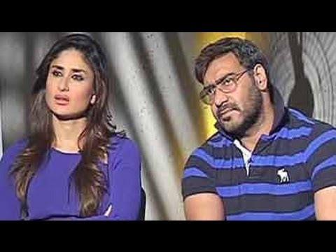Ajay Devgn, Kareena On The Latter's Glamorous Role In 'Satyagraha'