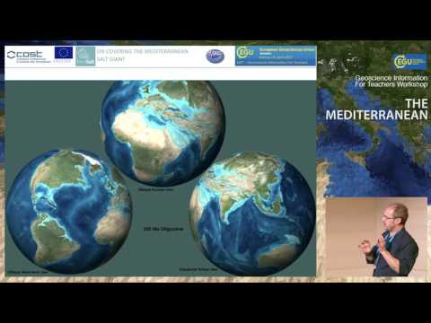 EGU GIFT2017: Uncovering the Mediterranean salt giant