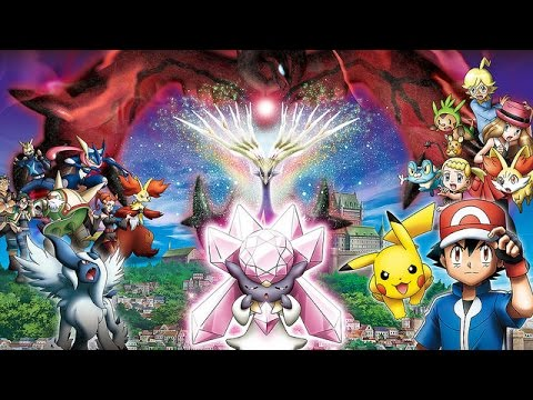 Download Pokémon The Movie Diancie And The Cocoon Of Destruction Hd