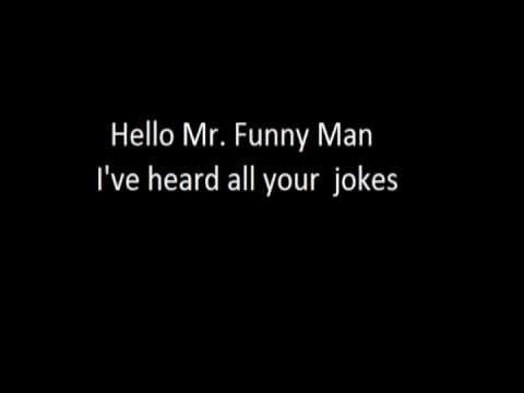 NeverShoutNever - Mr Funny Man - Lyrics | (with download link)