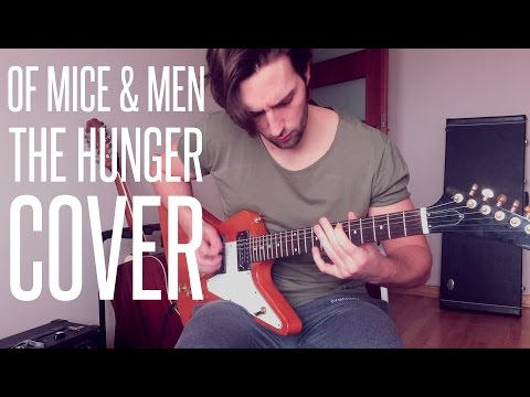 OF MICE & MEN - THE HUNGER COVER