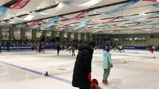 Skate at Gangneung Ice & I…