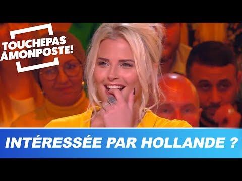 Kelly Vedovelli intéressée par François Hollande ? Elle dit tout !