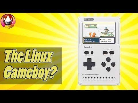 Clockwork is a Linux GameBoy Emulation Dream Machine?