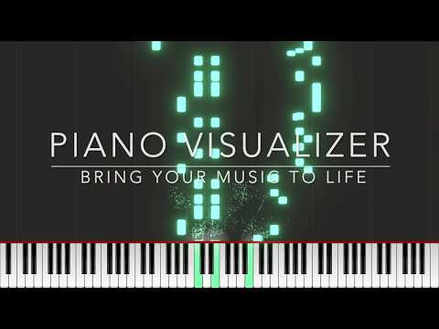 Piano Visualizer - Now Available for Windows