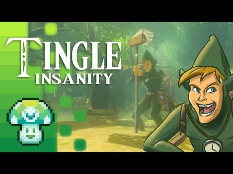 Vinesauce Vinny | Tingle Insanity [Zelda BotW]