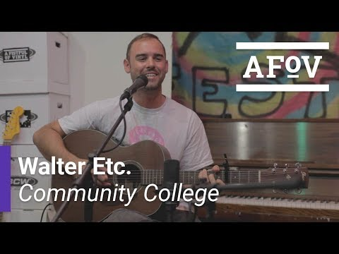 Walter Etc - Community College