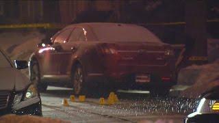 Three Milwaukee teens shot inside stolen car