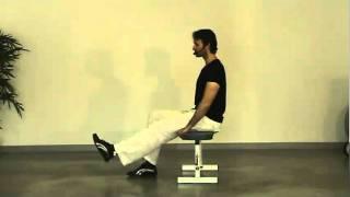 Extensions de la jambe   Assis
