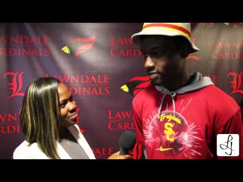 2014 Lawndale High School Signing Ceremony