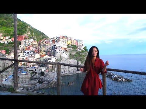여기 정말 마나롤라 친퀘테레 !  이탈리아 여행 브이로그  Italy travel vlog