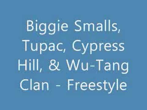 Biggie, 2pac, Wu Tang Clan, Big Daddy Kane, Big Scoob  freestyle EXCLUSIVE, NEW