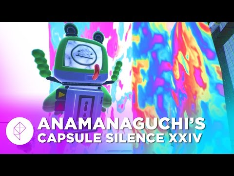 Nick and Griffin Play: Anamanaguchi's Capsule Silence XXIV