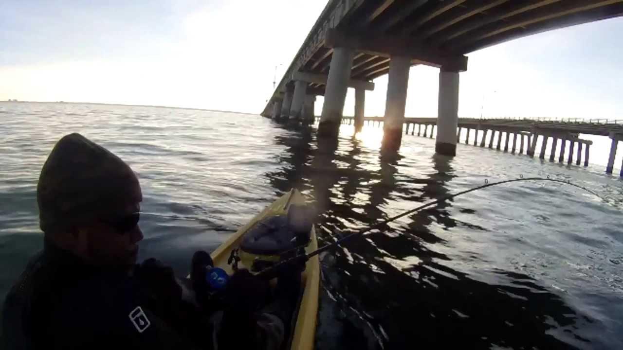 Chesapeake bay bridge tunnel fishing youtube for Chesapeake bay bridge fishing report