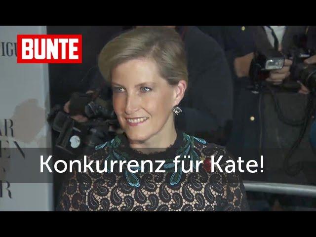Sophie von Wessex  - Sie macht Fashion-Kate Konkurrenz - ohne Stylistin  - BUNTE TV