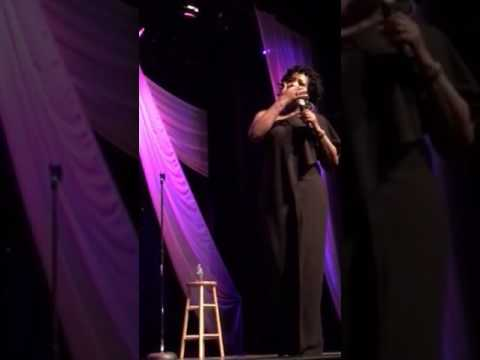 Adele Givens at DuSable Museum Chicago