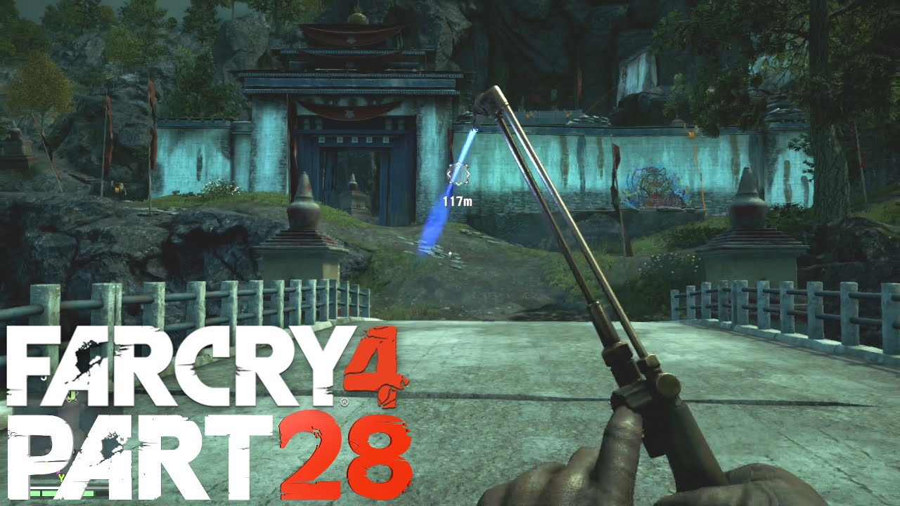 Far Cry 4 Gameplay Walkthrough Part 28 Noore S Fortress Xbox