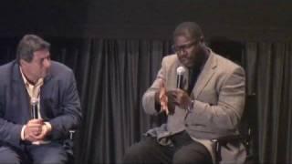 HUNGER Q&A: Steve McQueen at NYFF