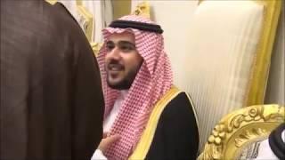 بتشريف صاحب السموالملكي/الأمير محمد بن فيصل بن محمد بن سعود بن عبدالعزيز بحفل زواج يزيد الذيابي