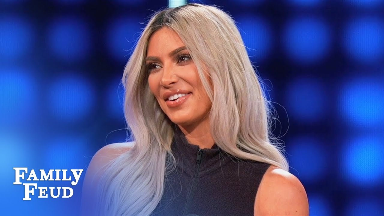 Kardashian Vs West! Let's meet the teams! | Celebrity Family Feud image