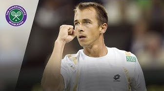 Lukas Rosol vs Rafael Nadal: Wimbledon second round 2012 (Extended Highlights)