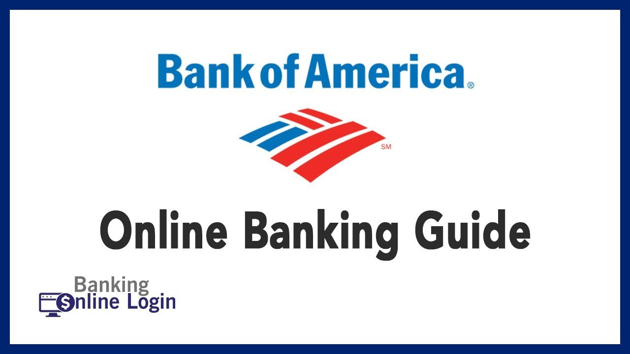 bank of america sign up online