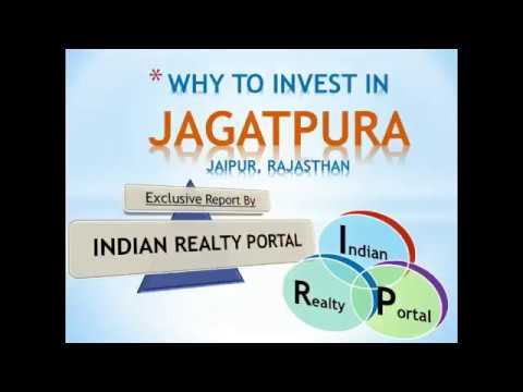 Why Jagatpura Jaipur is Hottest Destination for Real Estate Investment Exclusive Report By IRP