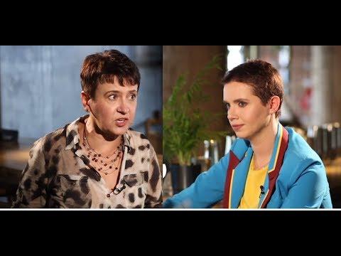 Несподівана Оксана Забужко
