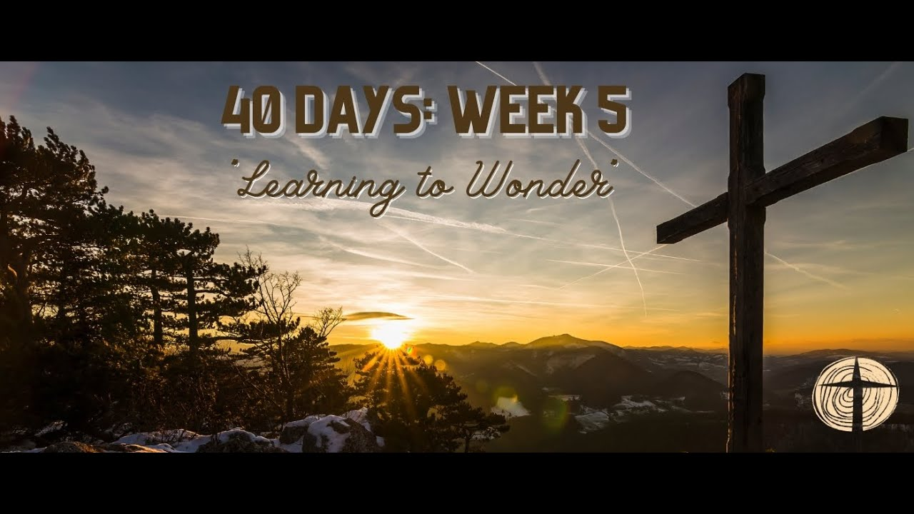 Sunday Service 11th October 2020 - 40 Days of Waiting Week 5