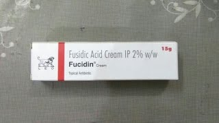 Fucidin cream review | use for allergy skin problem |