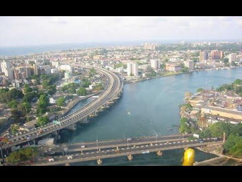 Welcome To Lagos Island, Nigeria