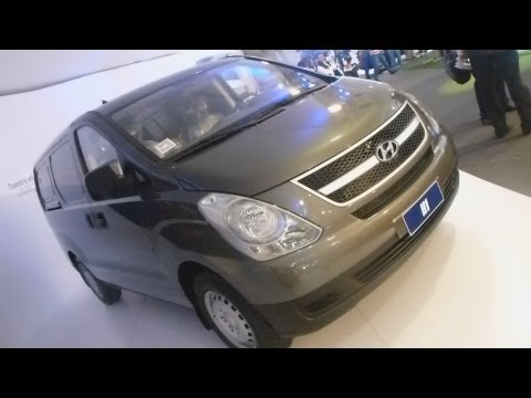 Hyundai H1 2013 Saln Automvil Bogota 2012 FULL HD