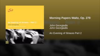 Morning Papers Waltz, Op. 279