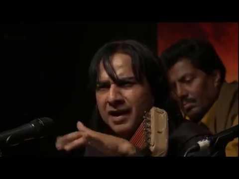 Ustad Shafqat Ali Khan singing Faiz Ahmed Faiz -Raaz e Ulfat Chhupa Ke Dekh Liya Live