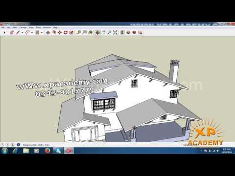 Google Sketchup Pro URDU Tutorials